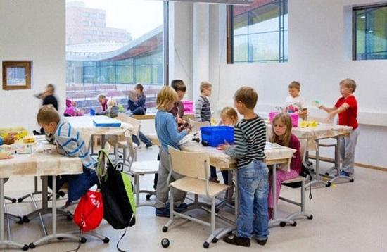 Образование в Финляндии в почете