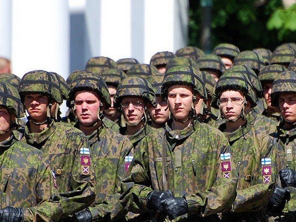 Армия финляндии