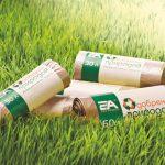 Экологически чистая бумага