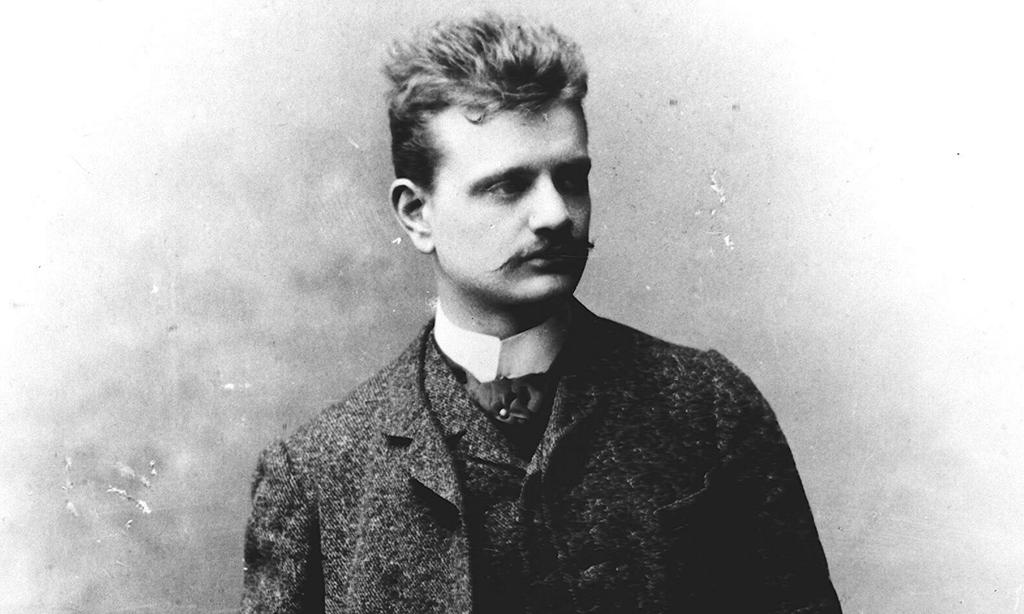 Ян Сибелиус - величайший сын Финляндии