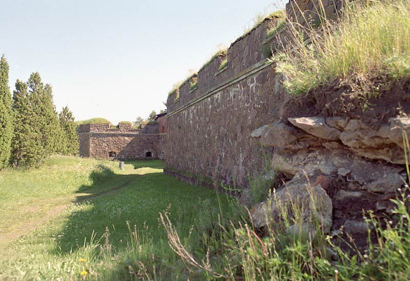 Крепость Свартхольм