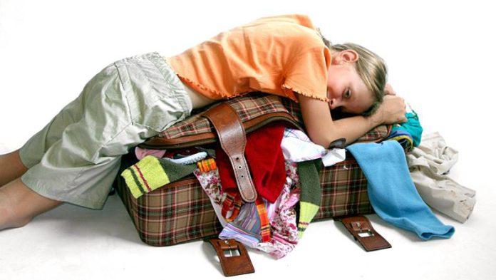 Упаковываем чемодан