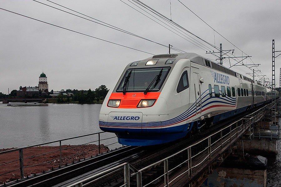 в поезд в Вайниккала