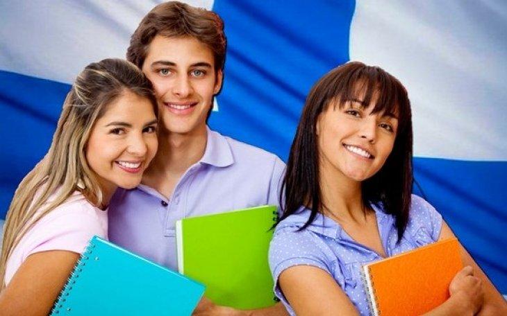 Студенты в Финляндии