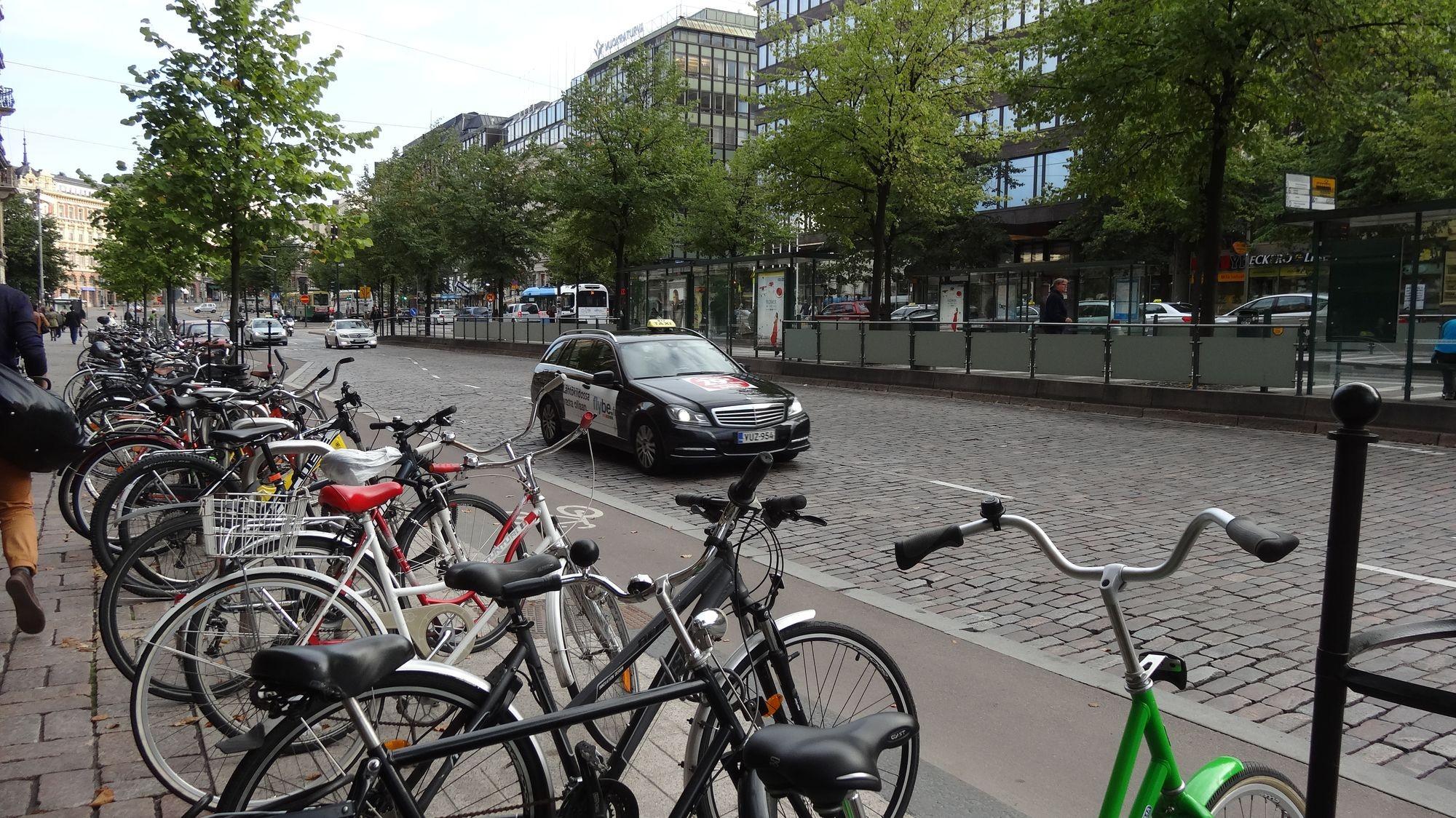 Автомобильный мир Финляндии