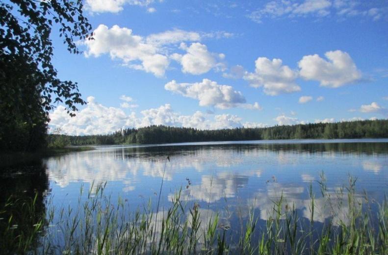Поскольку Лахти расположен на берегу живописного озера