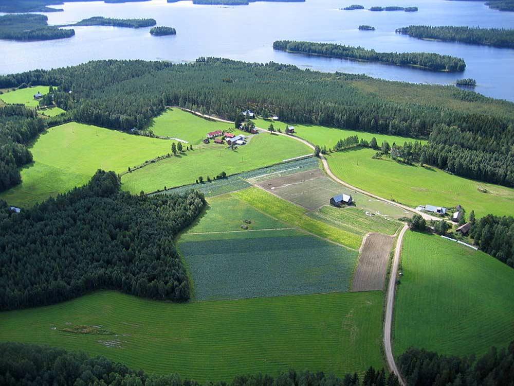 Осенние праздники в Финляндии
