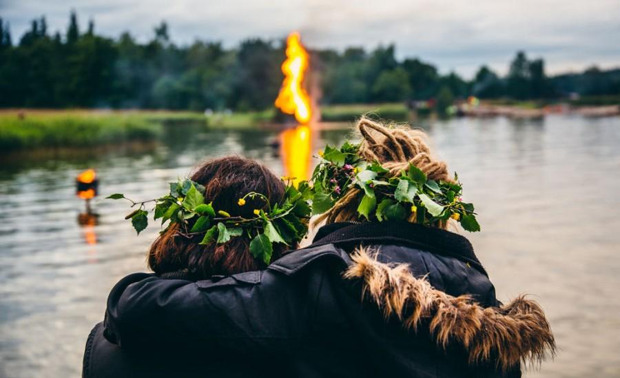 Огонь, вода и…скидки в Юханнус