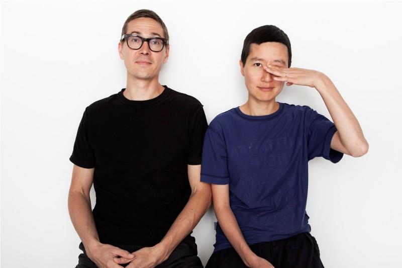 Ааму Сонг и Йохан Олин