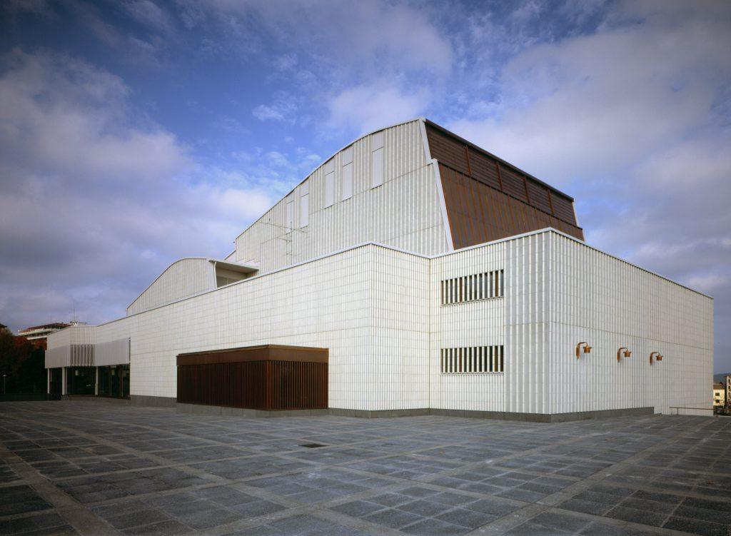 здание Алвар Аалто