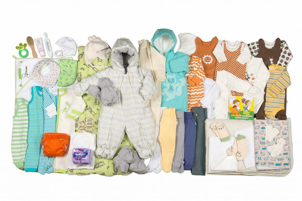 Материнский набор для новорожденных