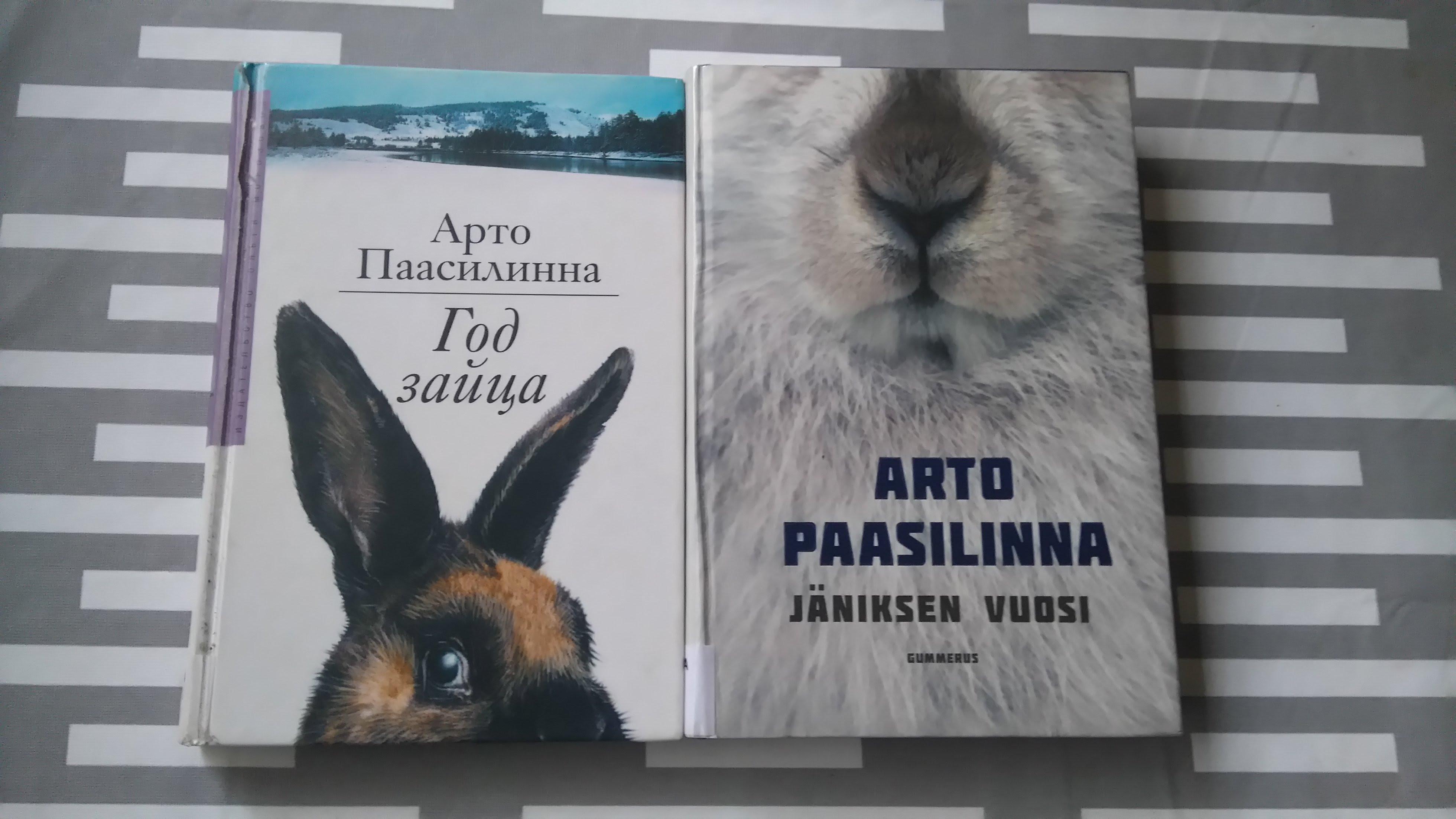 Арто Паасилинна «Год зайца»