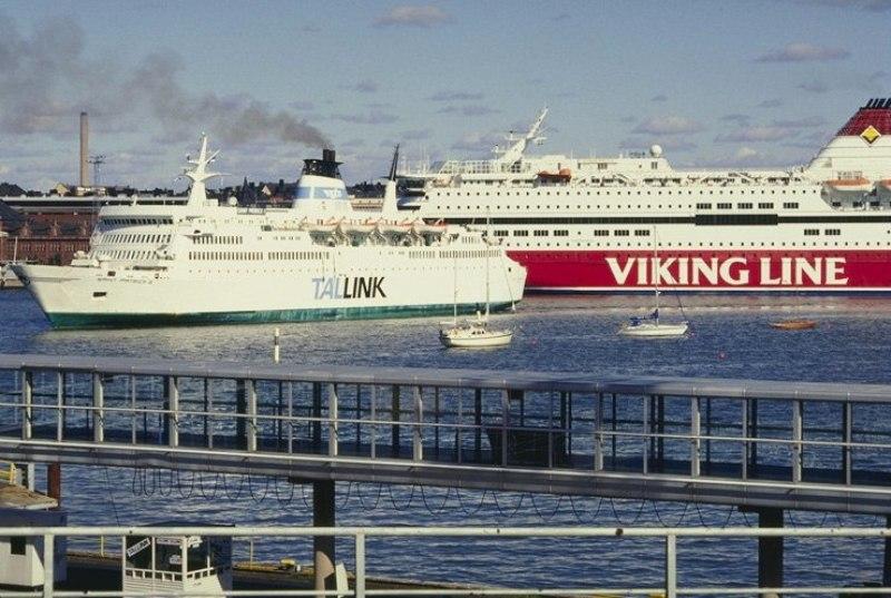 морской транспорт в Финляндии