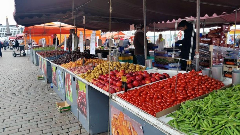 Базары и рынки Финляндии