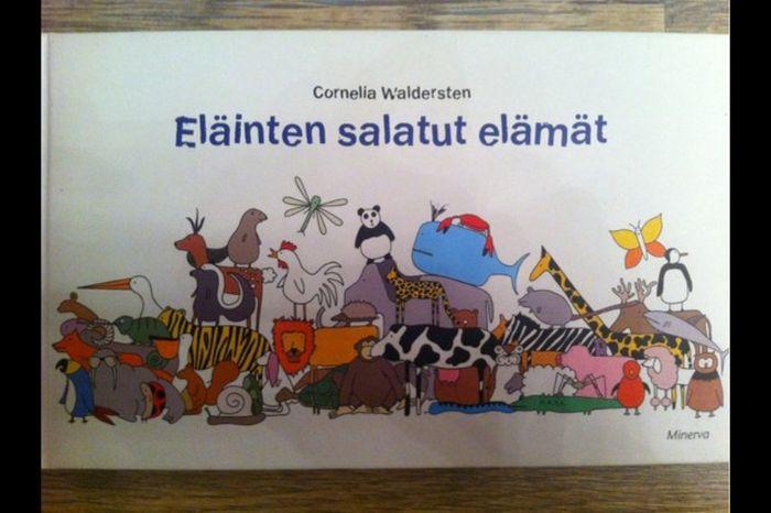 детские книжки из Финляндии