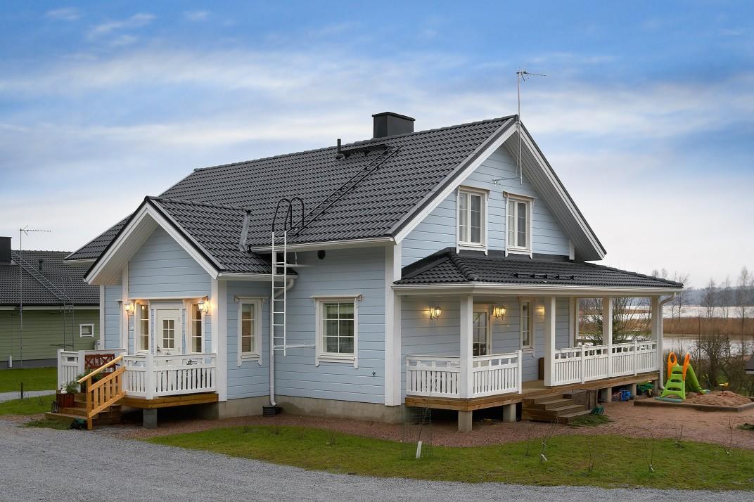 Особенности финского дома
