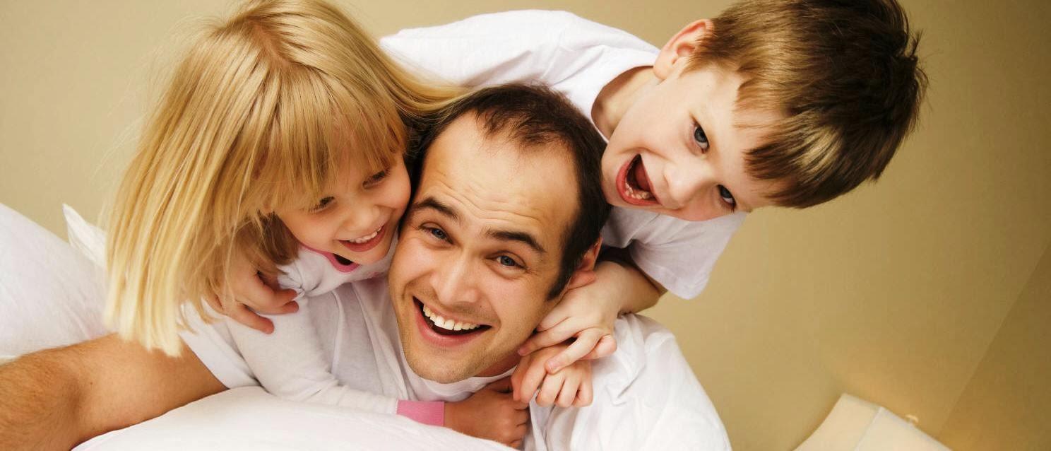 Отцы и дети: друзья или союзники?