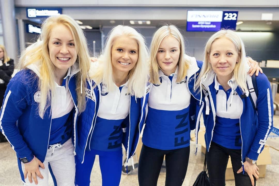 Работа для девушки в финляндии скандинавская девушка модель современной социальной работы