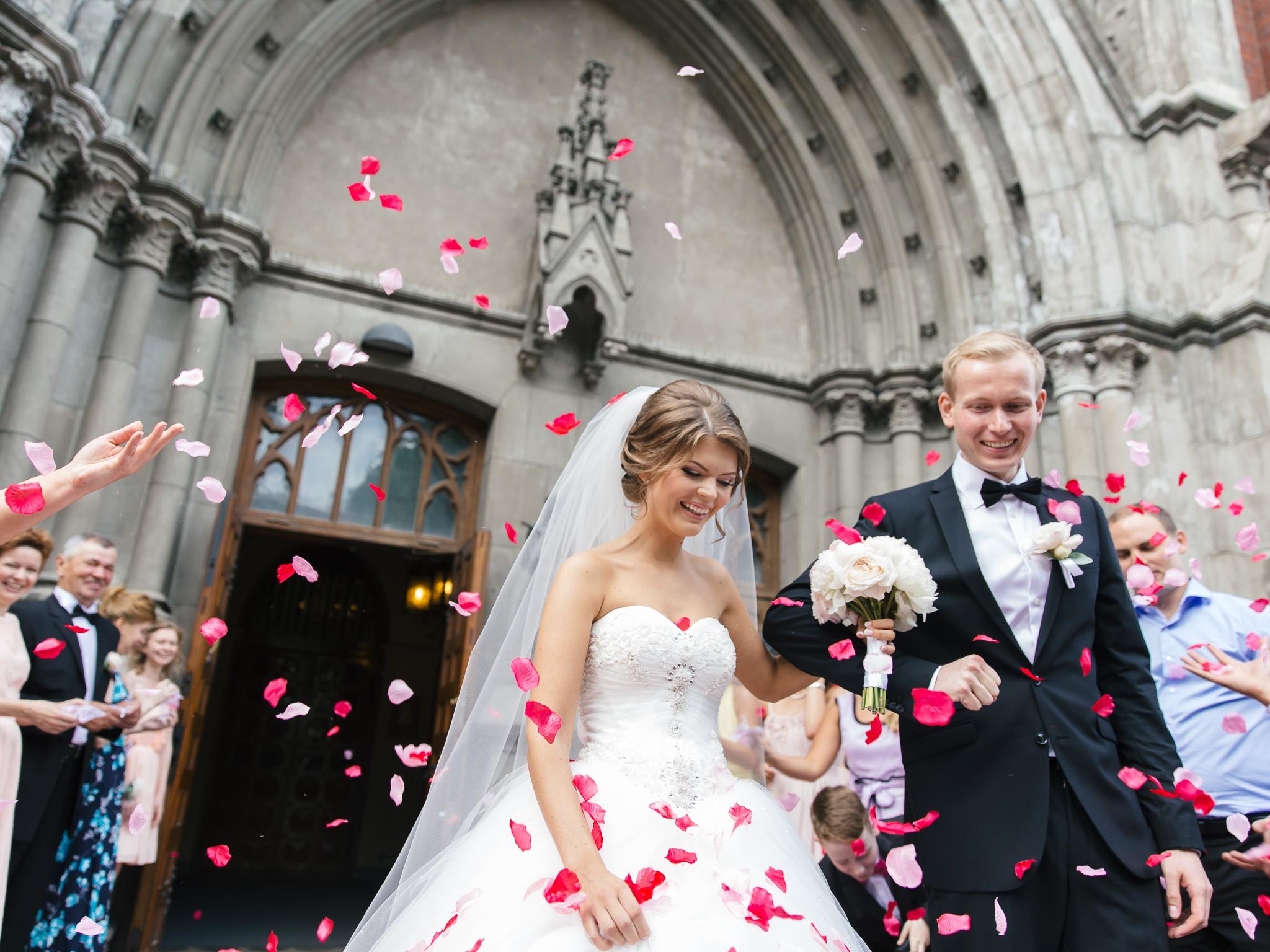 Свадьба по-фински