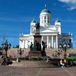столица Финляндии
