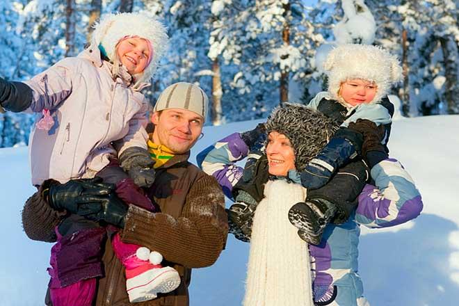 семьи в Финляндии
