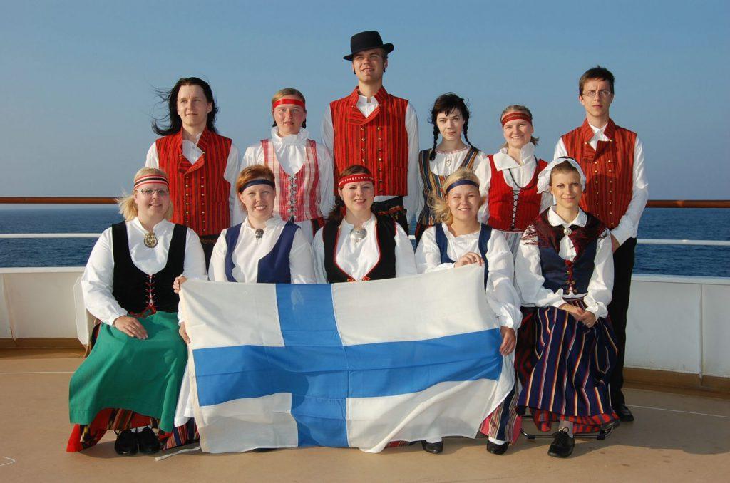 Финляндия какая страна Калевала
