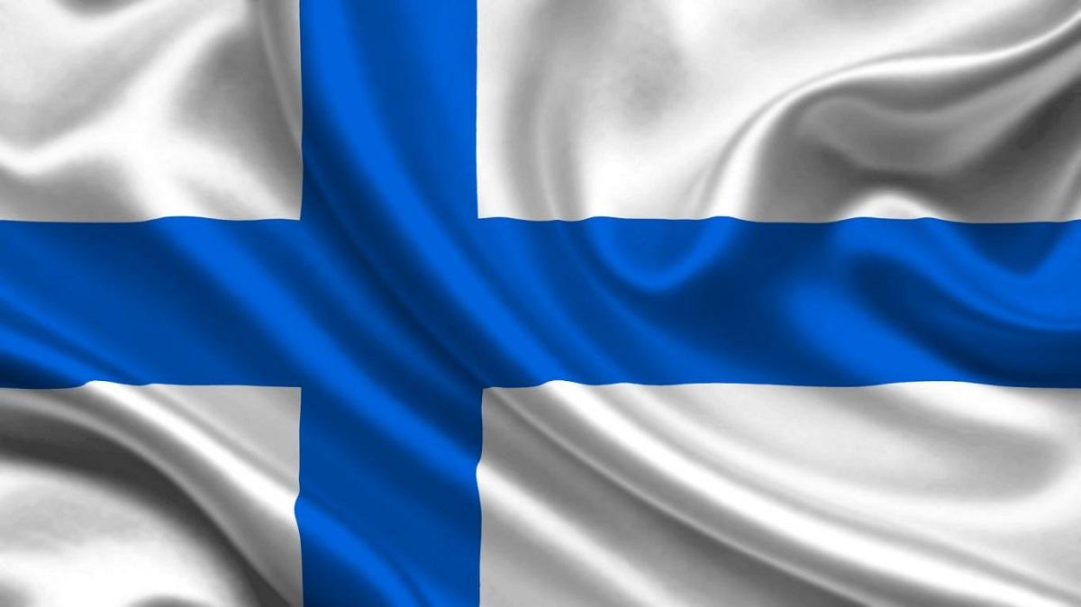флаг Финляндии