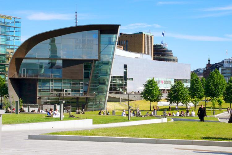 Финляндия какая страна музей Киасма