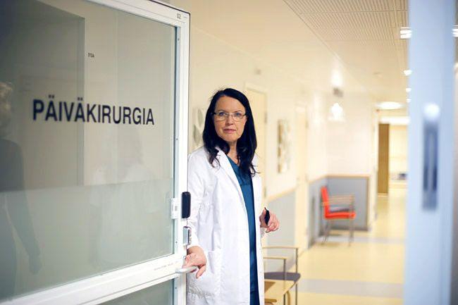 За здоровьем в Финляндию