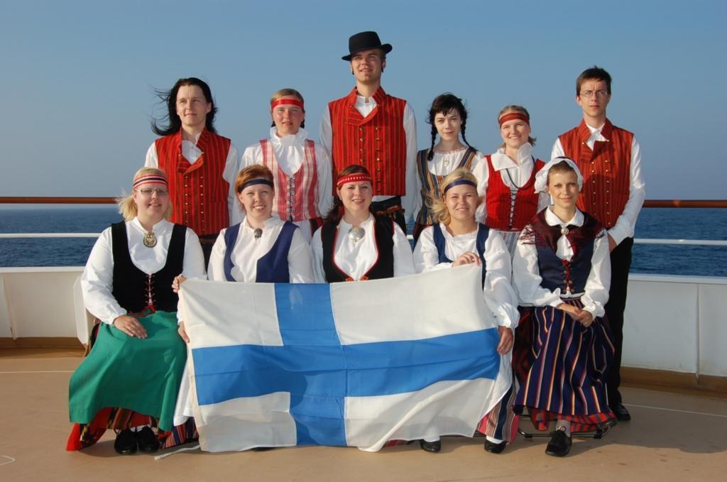 Финский характер