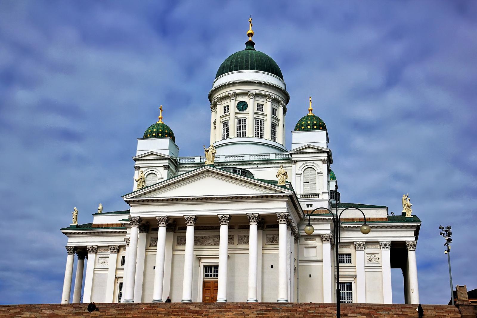 К русским святыням Финляндии