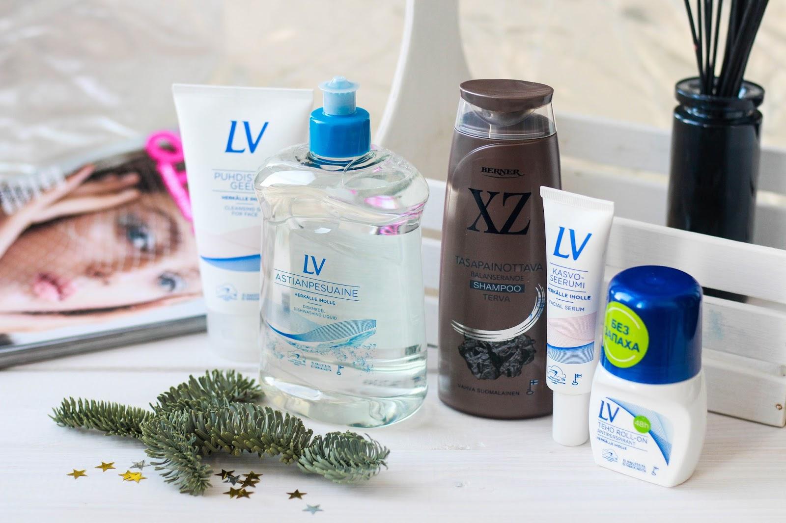 Финская косметика купить эйвон шампунь
