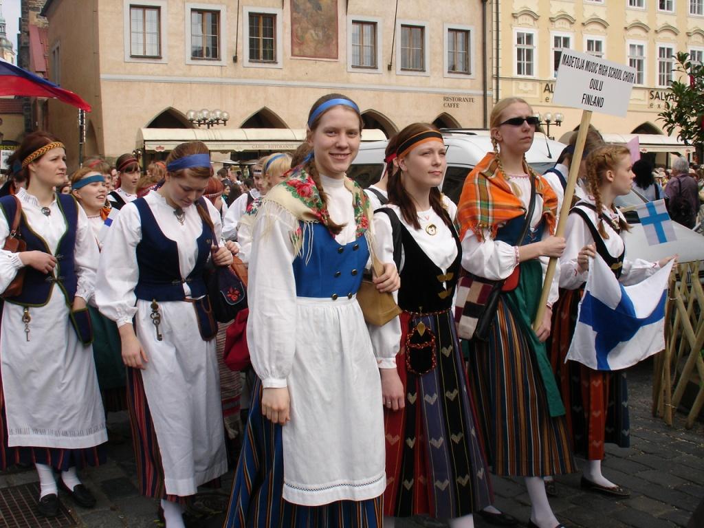 Культурная жизнь русских в Финляндии