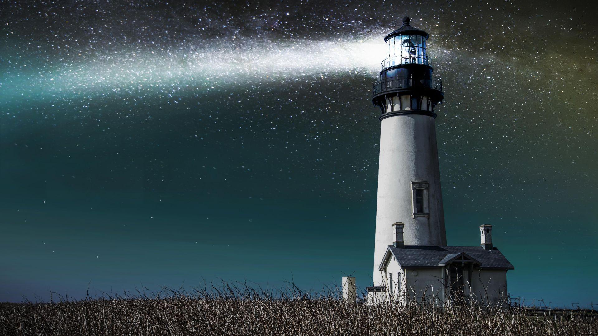 Ночь на маяке