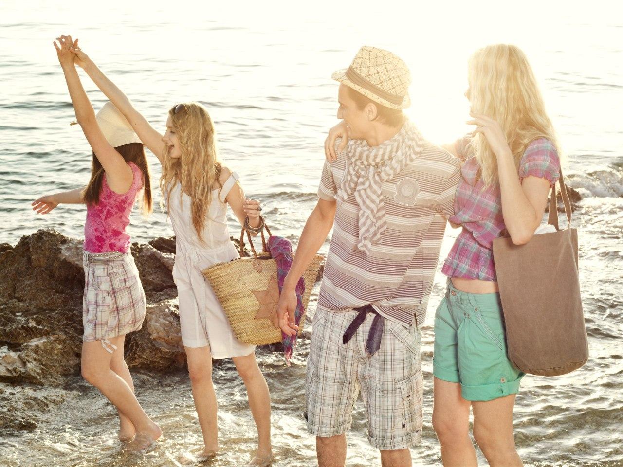 Модное лето в Финляндии