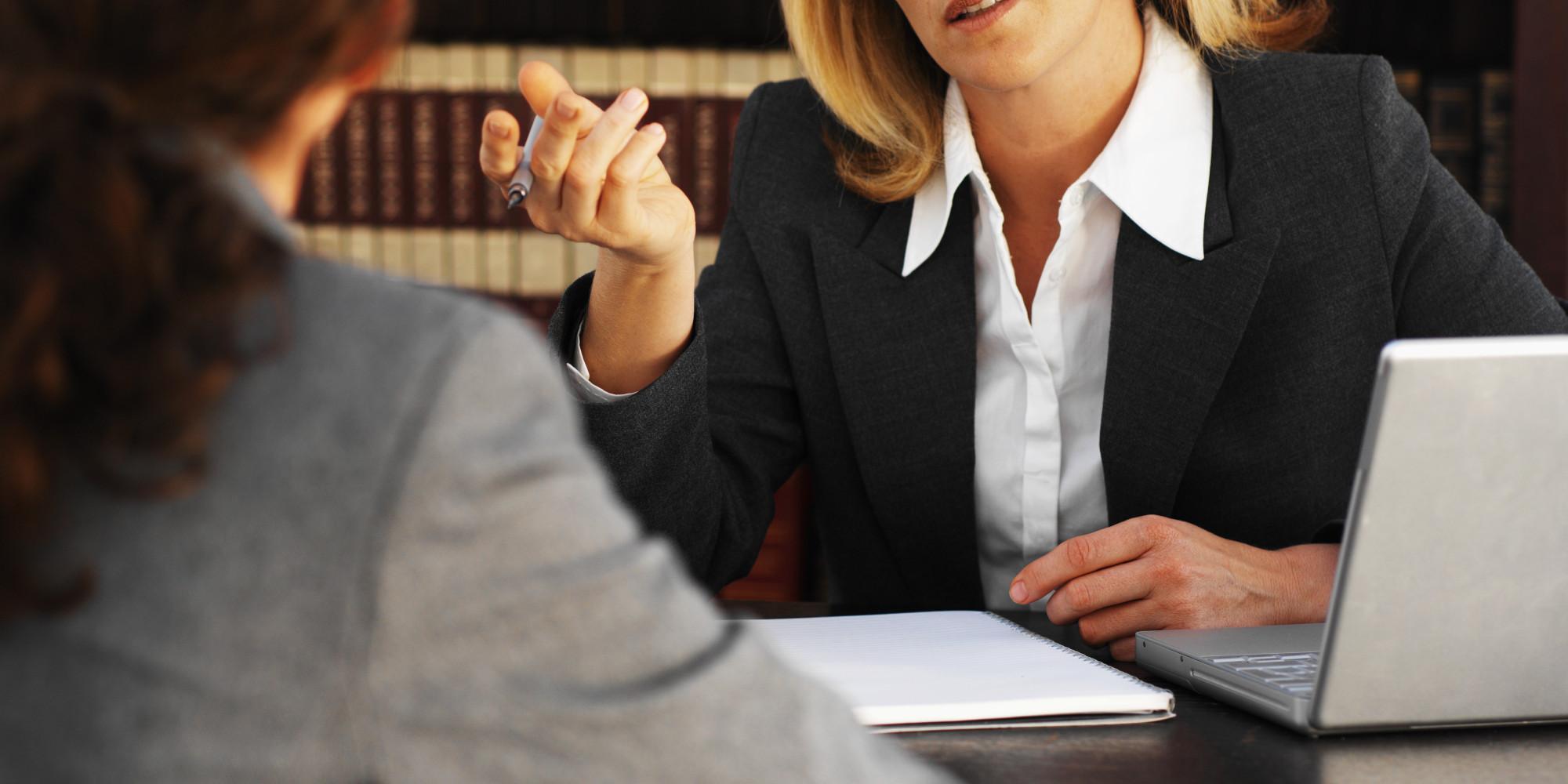 общение с юристом