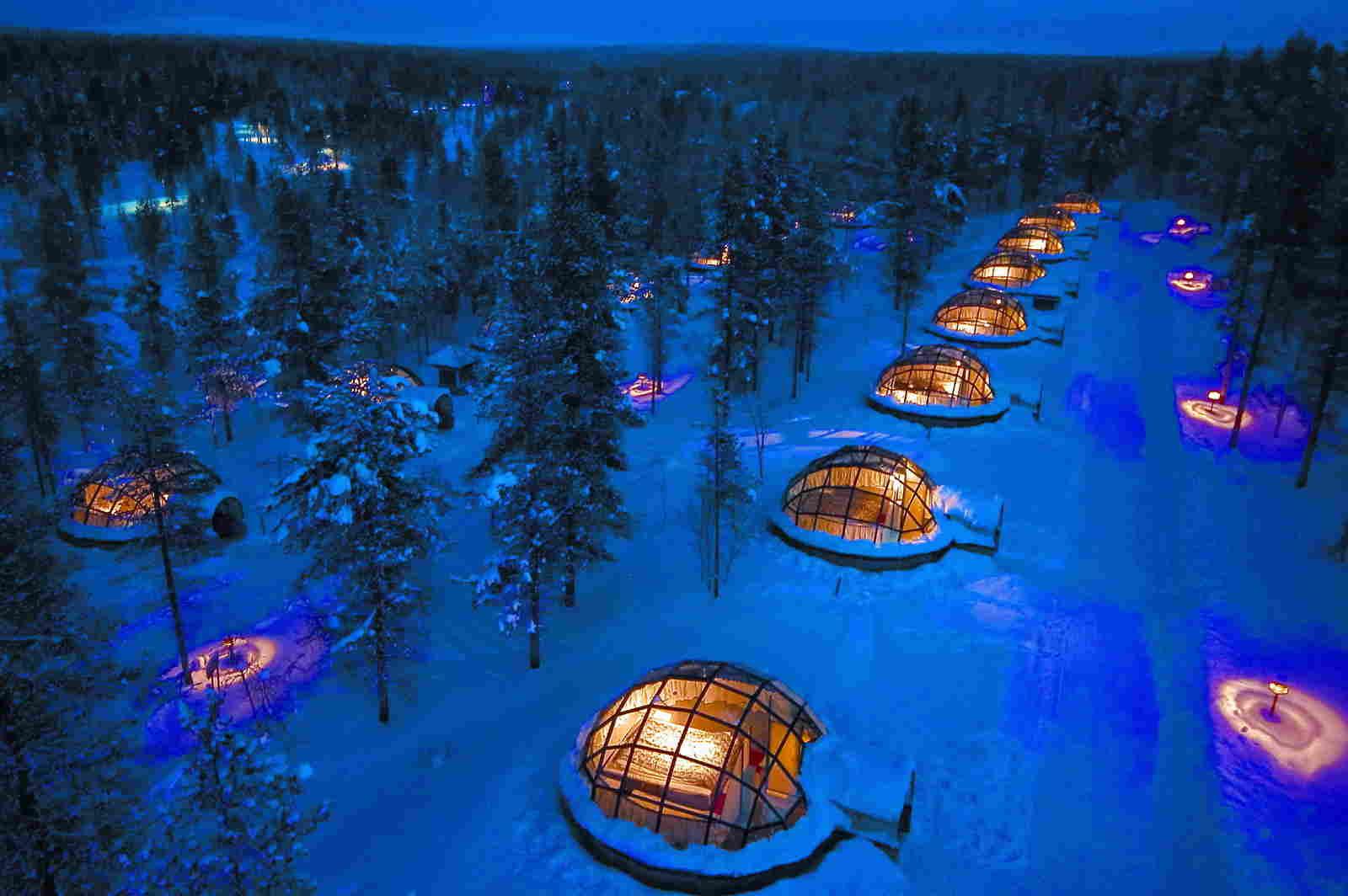 отели в Финляндии