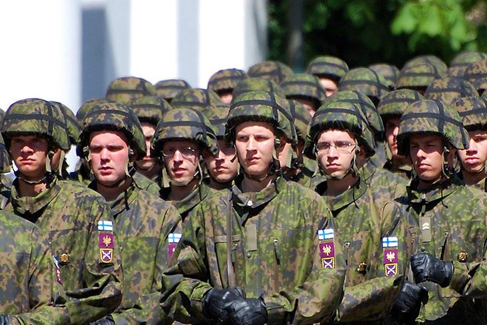 призыв в армию финляндии