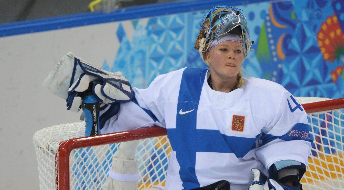женских хоккей