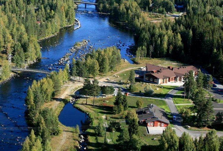 река в Финляндии
