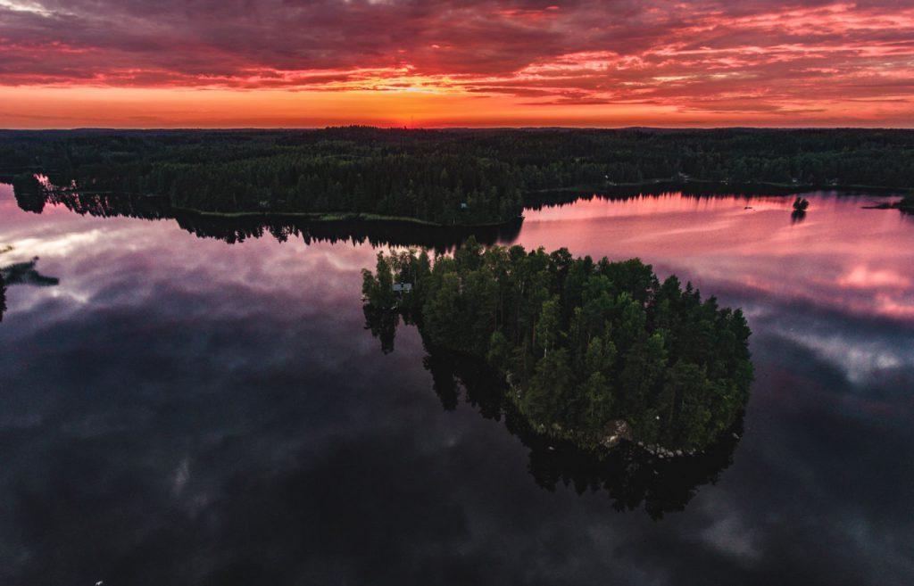 реки в Финляндии