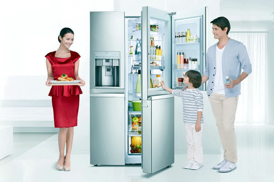 ремонт холодильников