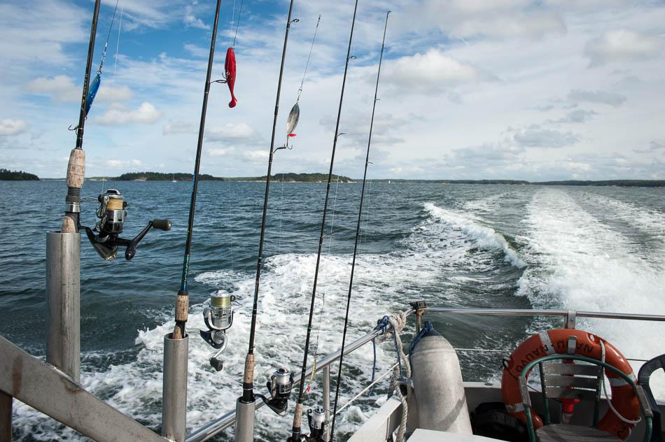 Рыбалка по-фински