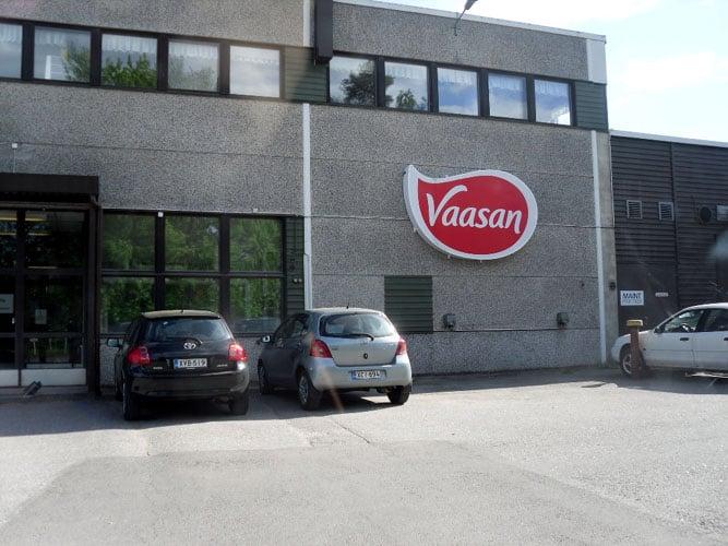 Сегодня Vaasan Group