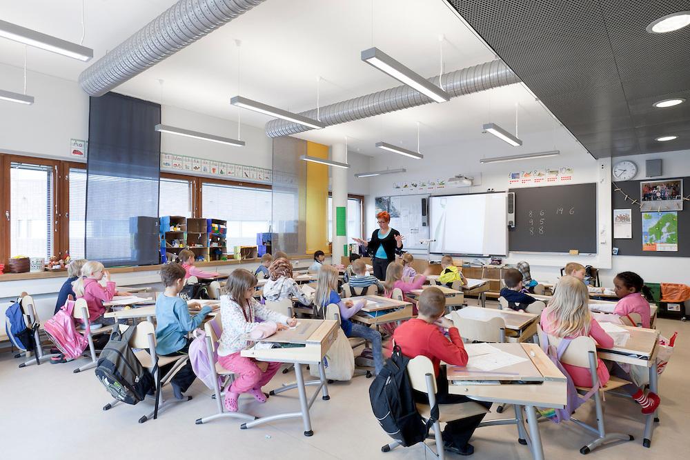 Загадки финской школы
