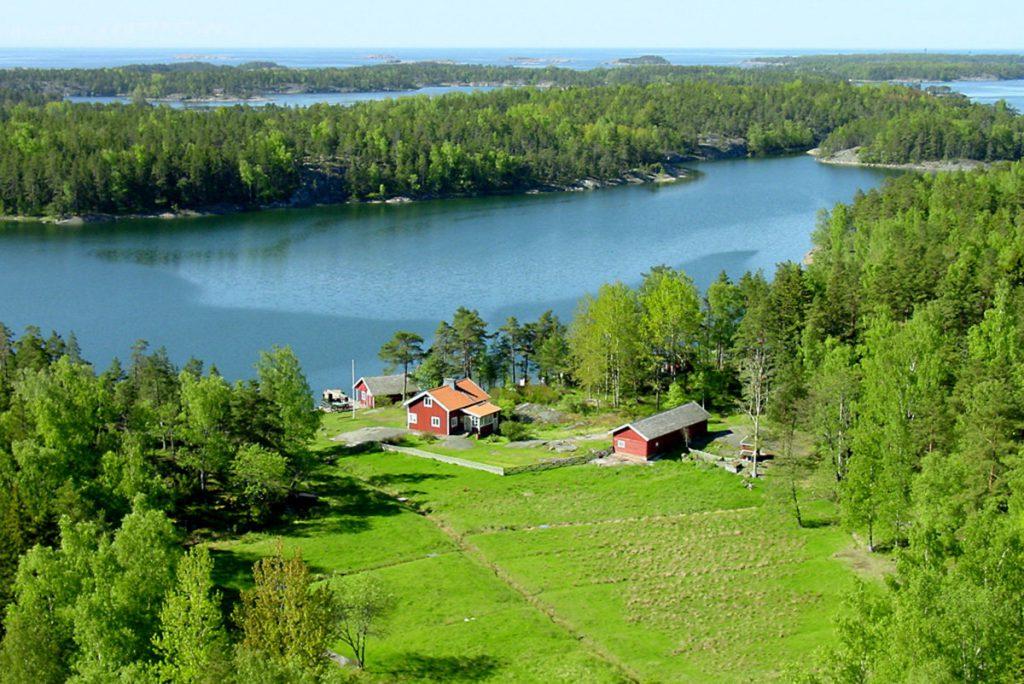 Сказочное лето в Финляндии