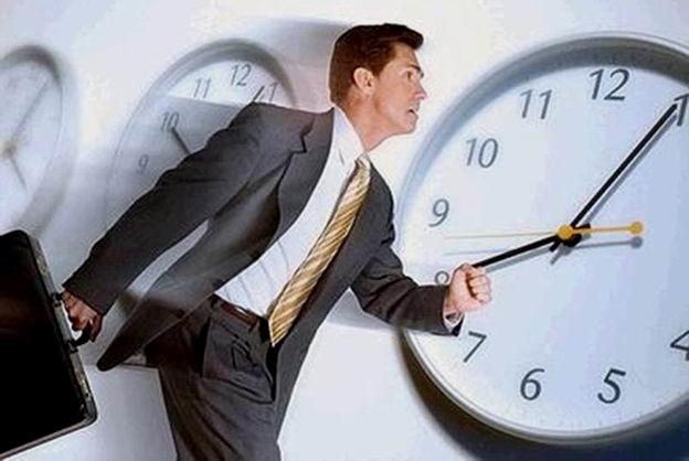 Как престать спешить и начать работать