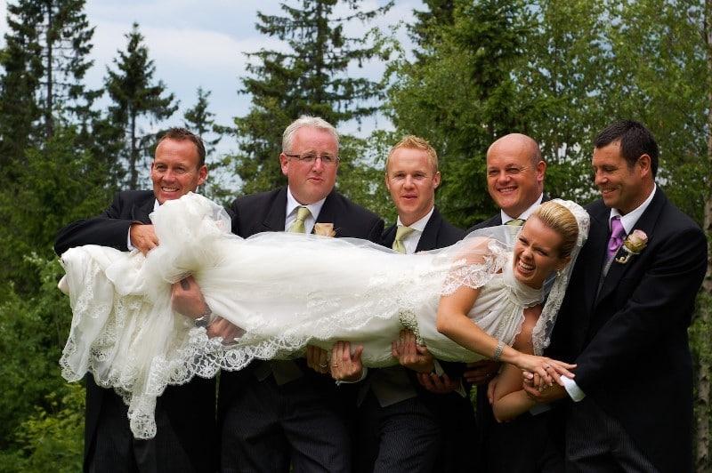 Как организовать свадьбу по-фински