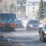 пыль в Финляндии