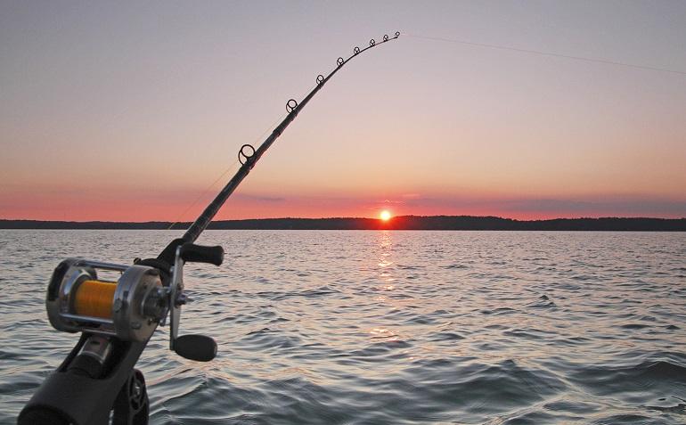 страна тысячи озер рыбалка